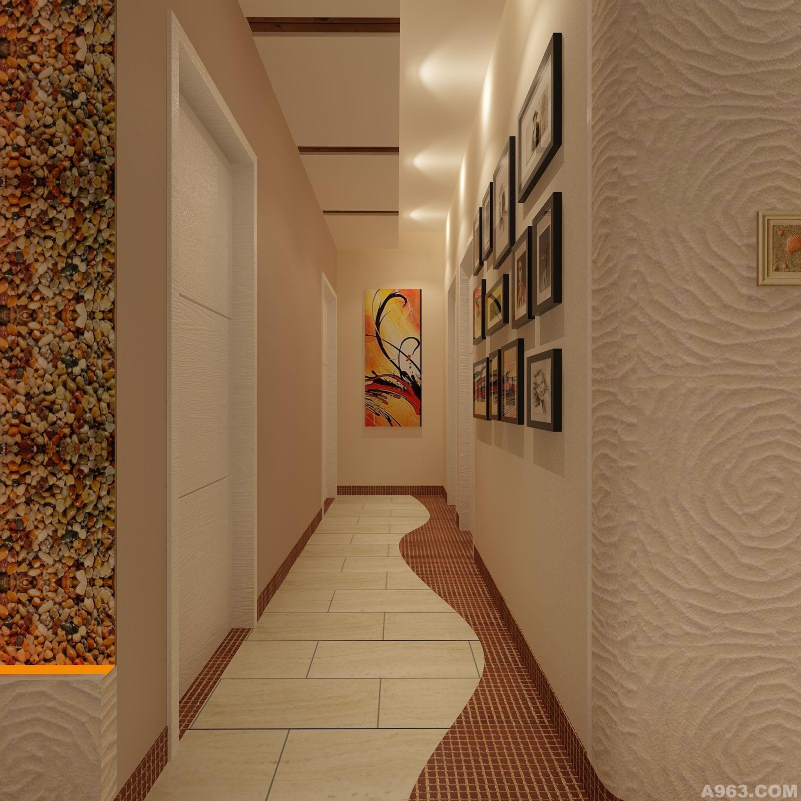 中华室内设计网 作品中心 住宅空间 别墅豪宅 > 陈岛作品